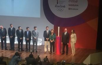 Comissão analisa roteiro da passagem da tocha olímpica por Juiz de Fora