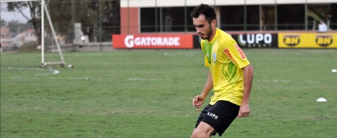 Eduardo reforço américa-MG (Foto: Assessoria AFC/Carlos Cruz)