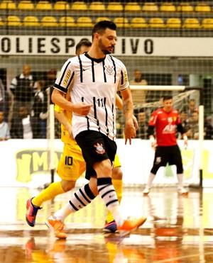 Simi Corinthians Assoeva liga nacional de futsal (Foto: Ronaldo Oliveira/Divulgação)