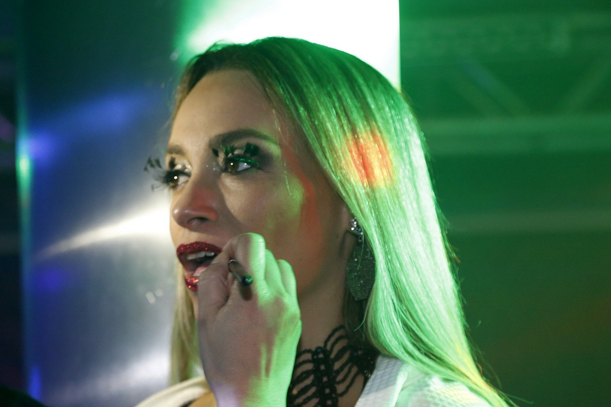 Suzana Pires (Foto: AG NEWS)