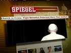 Imprensa internacional destaca renúncia do Papa Bento XVI