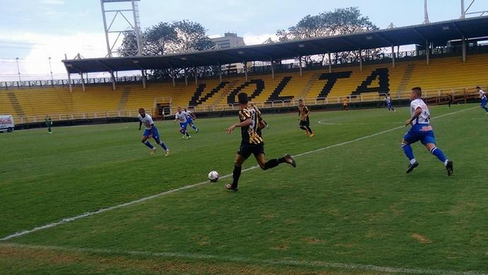Voltaço x Friburguense - Copa Rio (Foto: Divulgação/Volta Redonda FC)