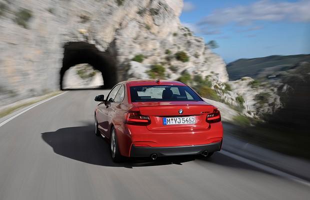 BMW Série 2 Coupé (Foto: Divulgação)