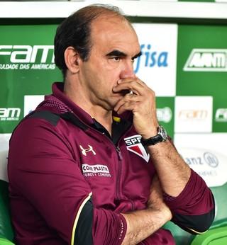 Ricardo Gomes São Paulo (Foto: Marcos Ribolli)
