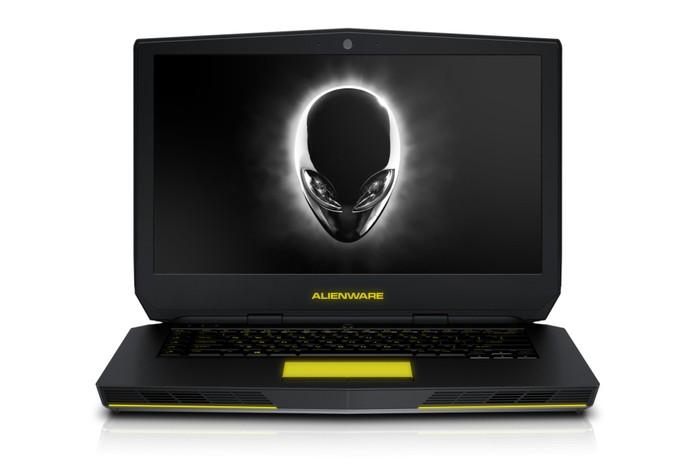 Dell Alienware 15 tem design resistente e desconto de R$ 1 mil (Foto: Divulgação/Dell)