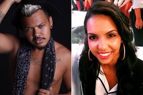 Duh Marinho e Nathalia Rodrigues  (Foto: Facebook / Reprodução - Instagram / Reproducão )