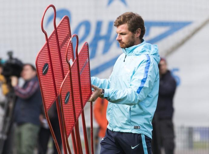 André Villas-Boas Zenit (Foto: Reprodução / Site Oficial)