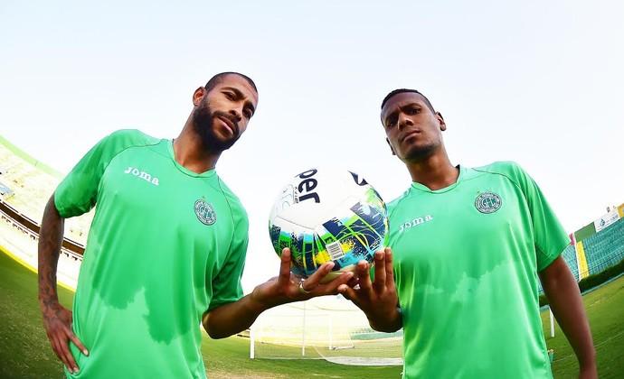 Ferreira e Leandro Amaro (Foto: Marcos Ribolli/GloboEsporte.com)