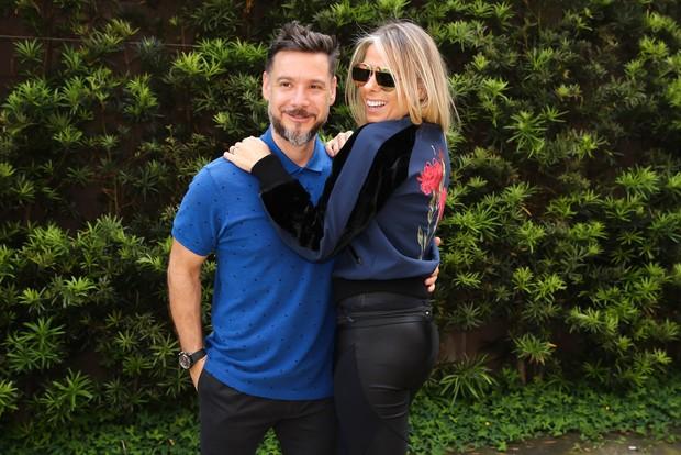 Adriane Galisteu e Alexandre Iódice (Foto: Manuela Scarpa/Brazil News)