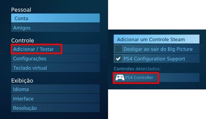 É possível configurar a função de cada botão ou criar esquemas específicos para jogos (Foto: Reprodução/Felipe Demartini)
