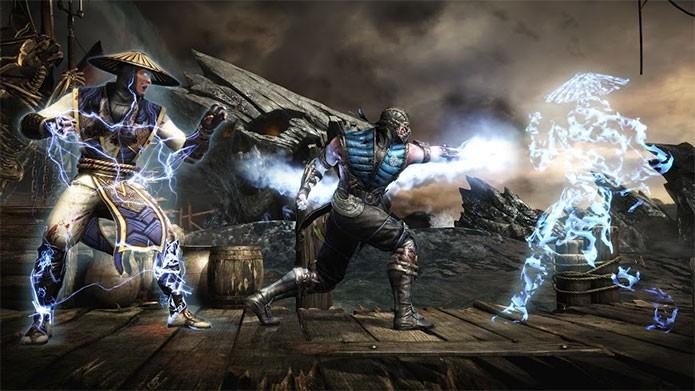 Mortal Kombat X vai renovar a série de luta (Foto: Divulgação)