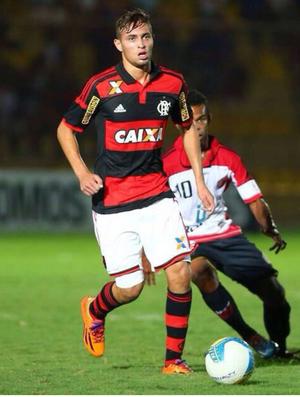 Léo Duarte, Flamengo (Foto: Divulgação/Ideallize)