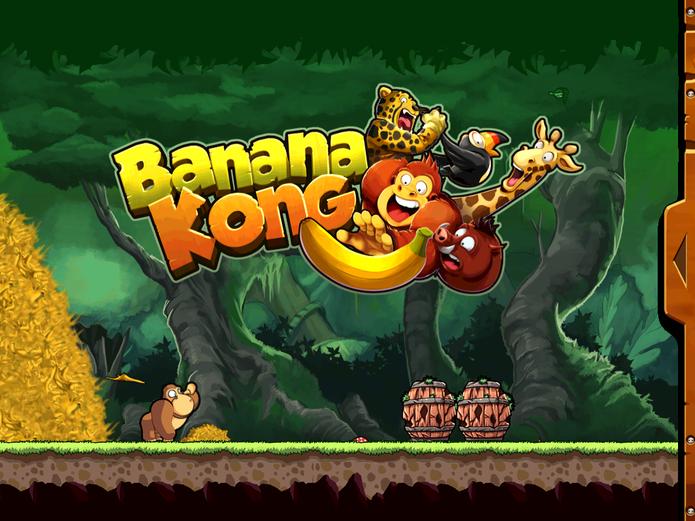 Banana Kong (Foto: Reprodução)