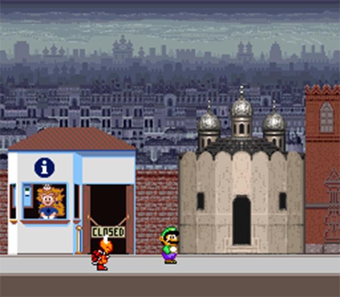 Mario is Missing não tinha o Mario (Foto: Divulgação)