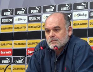 Mauricio Assumpção, Botafogo (Foto: Fred Huber / Globoesporte.com)