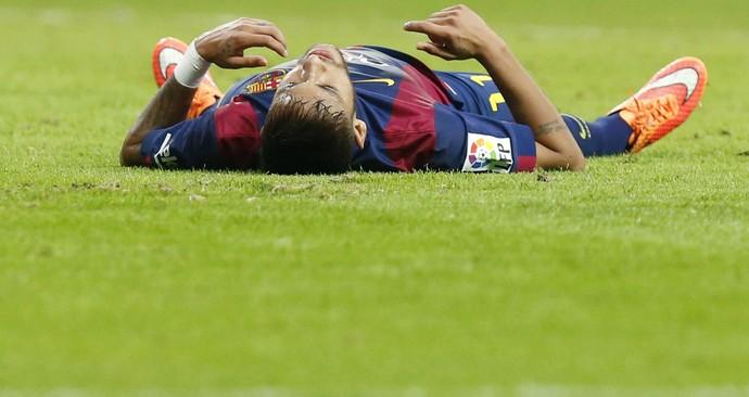 Neymar Barcelona Real Madrid (Foto: EFE)