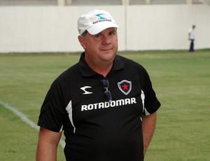 Técnico do Botafogo-pb, Marcelo Vilar, Campeonato Paraibano, Paraíba (Foto: Richardson Gray / Globoesporte.com/pb)
