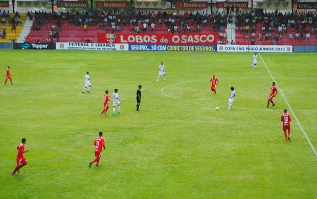 Osasco 4x1 Naça, Copa SP 2 (Foto: Rafael Campos)