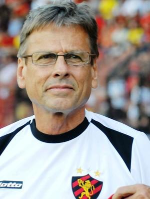 Waldemar Lemos, técnico do Sport (Foto: Aldo Carneiro/Pernambuco Press)
