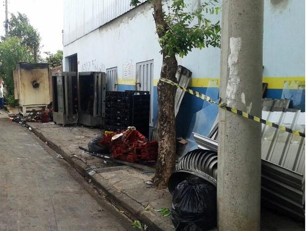 Perícia deve ser feita ainda neste domingo (16) (Foto: Letícia Quirino/Arquivo Pessoal)