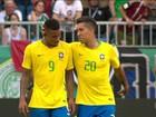 Seleção conta com a parceria de Gabriel Jesus e Roberto Firmino