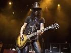 Ex-Guns N'Roses, guitarrista Slash confirma show em Curitiba