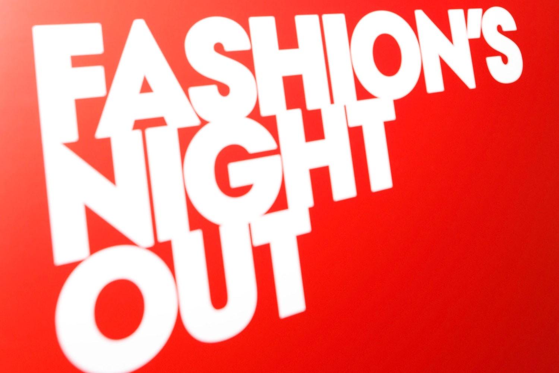 Fashion's Night Out (Foto: Divulgação)