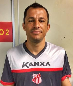 Correa Volante Capivariano Leão da Sorocabana (Foto: Lucas Oliveira / Capivariano FC)