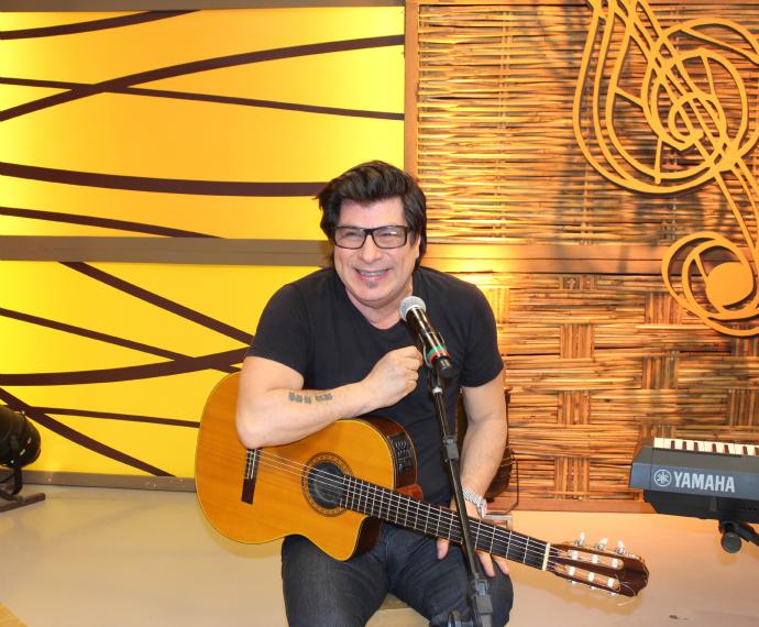 Sérgio Rojas (Foto: Nice Sordi/RBS TV)