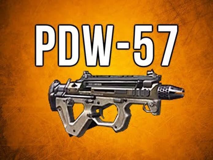 A PDW é uma das melhores armas do game (Foto: Reprodução/YouTube)