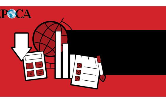 Ilustração economia (Foto: ÉPOCA)