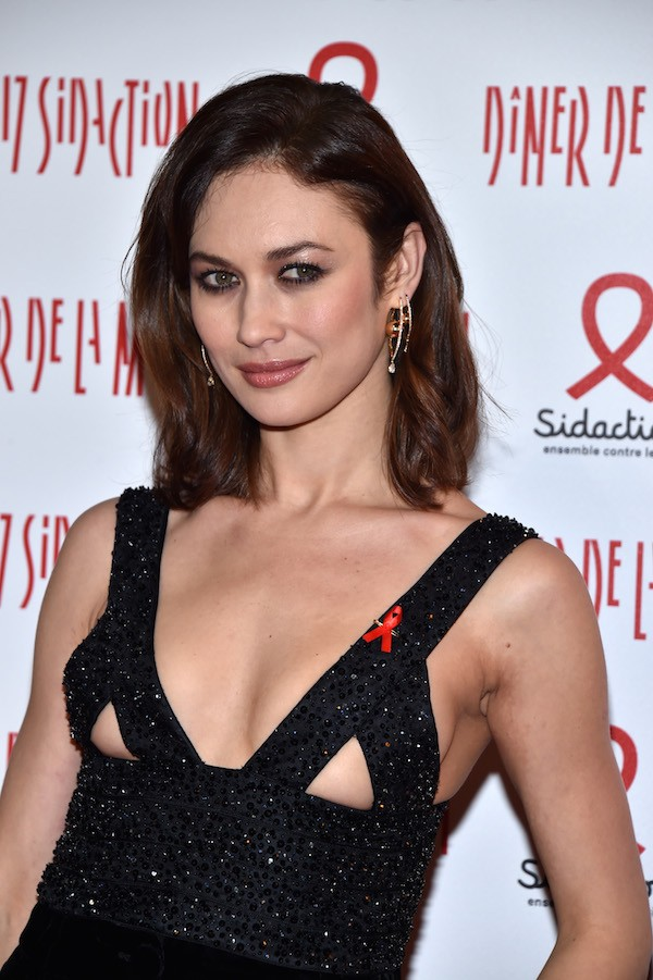 A atriz Olga Kurylenko (Foto: Getty Images)