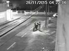 Por meio de câmeras MP identifica homem espancando mulher no MA