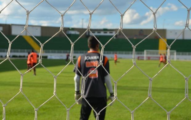 Boa Esporte contrata 13 reforços para a Série B do Campeonato Brasileiro. (Foto: Tiago Campos / Globoesporte.com)