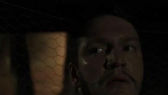 'Supermax': flashback do que rolou antes do reality revela homem em situação tensa