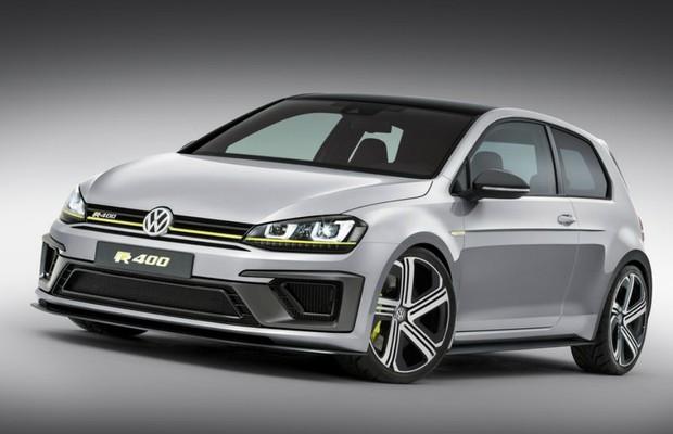 Volkswagen poderá produzir Golf com mais de 400 cv