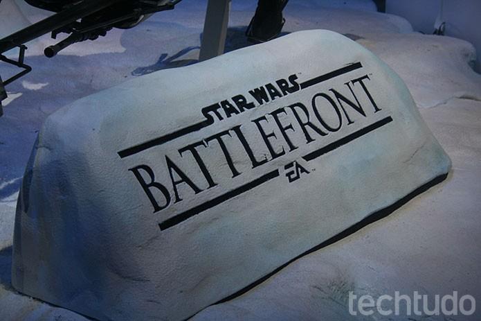 Star Wars Battlefront (Foto: Felipe Vinha/TechTudo)