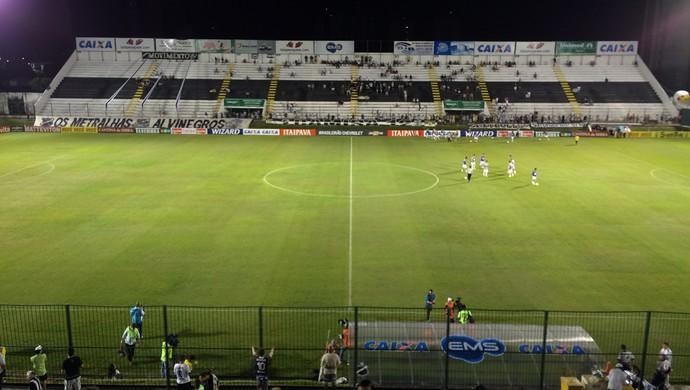 Frasqueirão TR ABC x Ceará (Foto: Jocaff Souza/GloboEsporte.com)