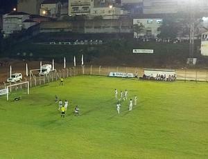 Gol de David Dener, da Desportiva (Foto: Bruno Marques/Globoesporte.com)