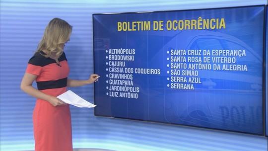 PMs de plantão terão que viajar até Ribeirão Preto para registrar ocorrências de 14 cidades