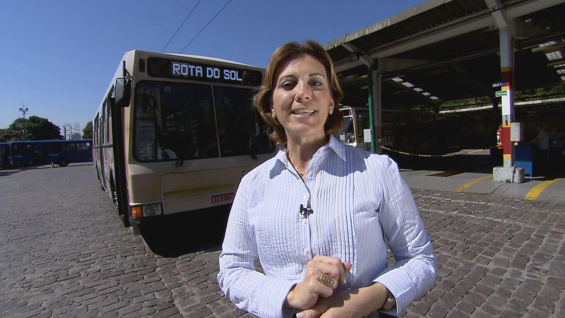 Rosana Valle - Programa Rota do Sol (Foto: Divulgação)