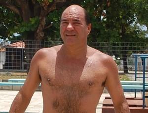 Edmundo Real, paraibano atleta de saltos ornamentais (Foto: Divulgação)