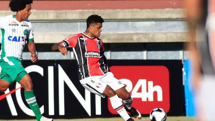 Anselmo Joinville x Chapecoense final (Foto: Divulgação/JEC)
