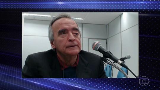 Cerveró diz que foi traído pela presidente afastada Dilma Rousseff