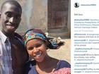 Como o Instagram de um falso migrante africano 'enganou' a internet