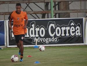Diogo - Santa Cruz (Foto: Terni Castro/Globoesporte.com)