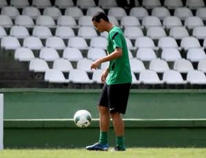 Emerson, zagueiro do Coritiba (Foto: Divulgação/site oficial do Coritiba Foot Ball Club)