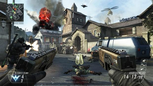G1 G1 Jogou Call Of Duty Black Ops Ii Traz Enredo De
