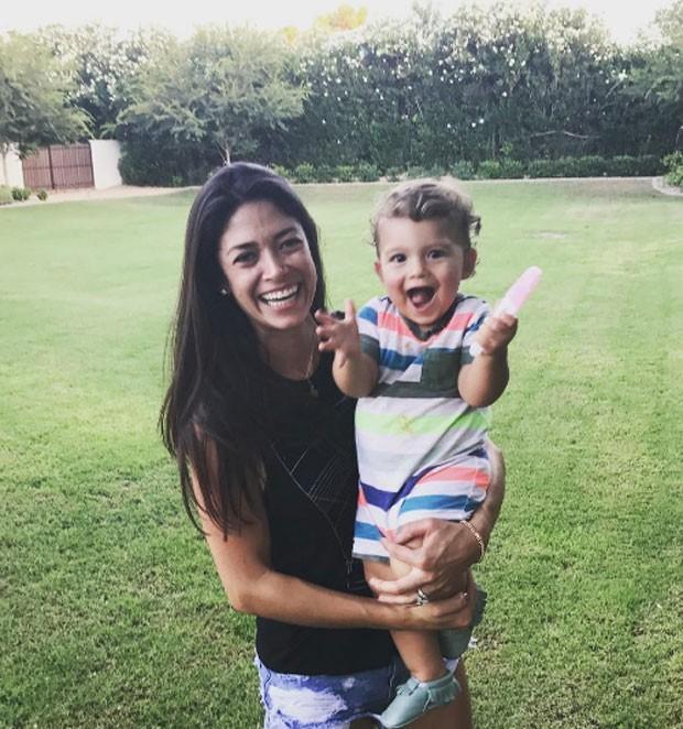 Nicole e Boomer: gravidez (Foto: Reprodução Instagram)