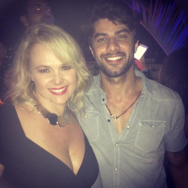 Ana Paula Pituxita e Renan (Foto: Reprodução / Instagram )